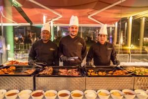 Golden Catering Strandhaus Norderstedt Hochzeit Hamburg - Grill